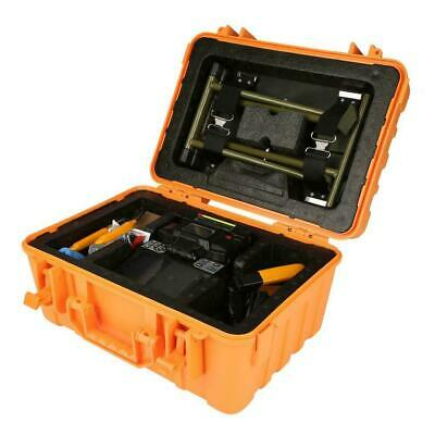 A-81S Fiber Optic Welding Splicing Machine Optical Fusion Splicer Stripper Cable