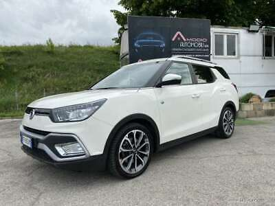 SSANGYONG XLV 1.6d 4WD Be Visual