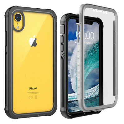 For iPhone SE 8 7 6 Plus XR XS 11 Pro Max Case Rugged Heavy Duty Full Body Cover