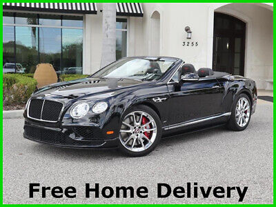 2016 Bentley Continental GT V8 S 2016 V8 S Used Certified Turbo 4L V8 32V Automatic AWD Premium