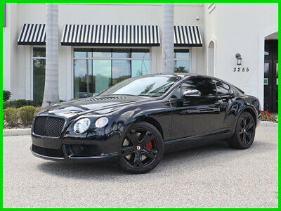 2013 Bentley Continental GT GT V8 2013 GT V8 Used Certified Turbo 4L V8 32V Automatic AWD Premium