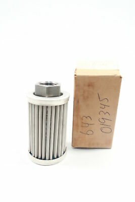 Doms Inc 11101 Hydraulic Filter Element 1in Npt