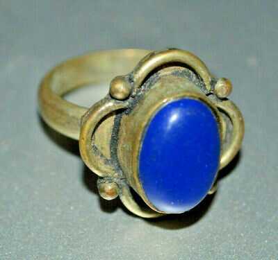 Beautiful unique style Ancient roman wearable Ring handmade piece weeding gift