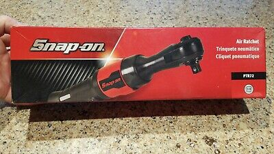 """New Snap On 3/8"""" Drive Super Duty Pnuematic Air Ratchet Ptr72"""