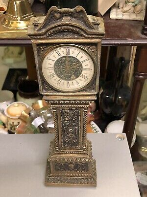 Novelty Longcase Mantle Click 30 Cm High 1950