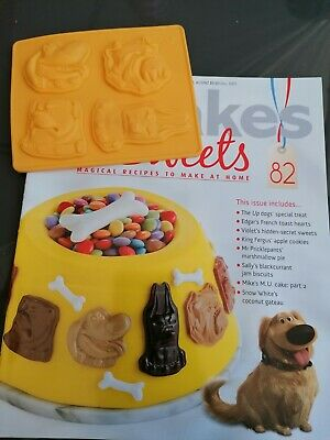 Disney Cake And Sweets Magazine Issue 82