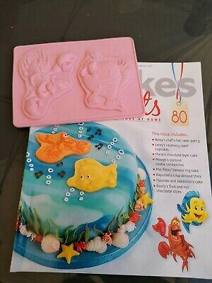Disney Cake And Sweets Magazine Issue 80
