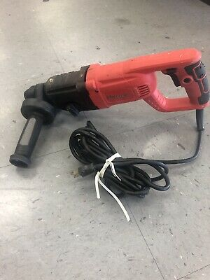 "BAUER 1"" SDS PRO ROTARY HAMMER Variable Speed 1642E-B"