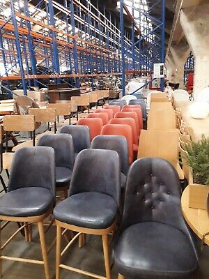 Tables chairs RESTAURANT CAFE BAR PUBS HOTEL catering fairground salvage Reclaim