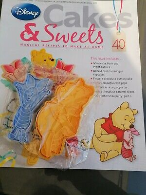 Disney Cake And Sweets Magazine Issue 40