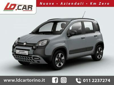 FIAT New Panda 1.0 Hybrid City Cross TUA DA RATA ? 139