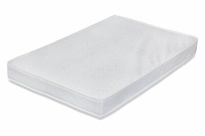 """LA Baby Waterproof Portable/Mini Crib Mattress, 3"""" - Made in USA with Easy to Cl"""