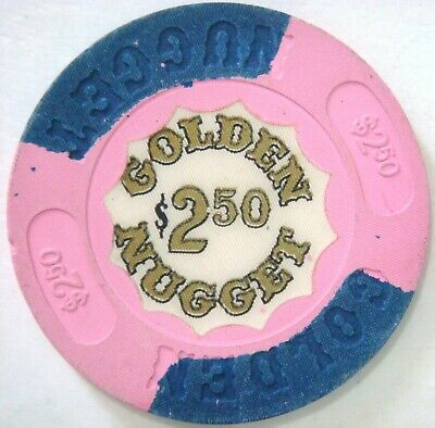 Golden Nugget $2.50 (Atlantic City)