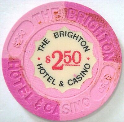 The Brighton Hotel & Casino $2.50 (Atlantic City)