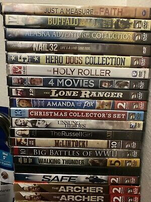 Lot Of 5 Brand New Movies !!! Sealed - You Choose Which Ones- Same Day Ship Out