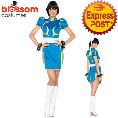 Hot Game Street Fighter Sutorīto Faitā Chun-Li Cosplay Costumeストリートファイター チュン・リー