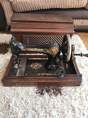 Vintage Antique Singer Sewing Machine Hand Crank Spares