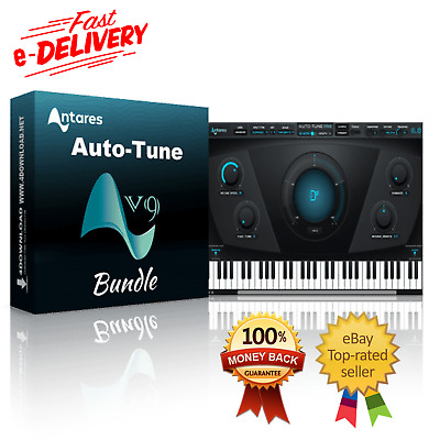 Antares Auto-Tune Pro v9.1 for Windows ✅Full Version & Fast eDelivery ✅