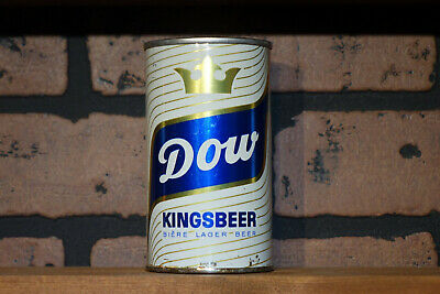 Dow Kingsbeer - early ring pull - Canada - tough can!