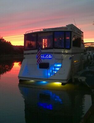 1993 Novatec 55' Motor Yacht, awesome liveaboard, WILL end auction, make offer