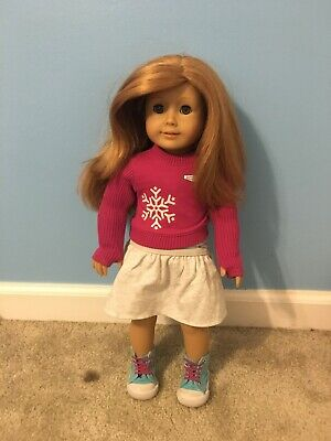American girl doll Girl of the Year 2008 Mia (retired)