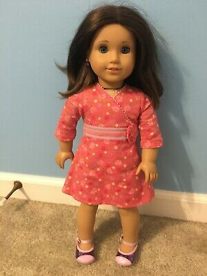 American girl doll Girl of the Year 2009 Chrissa (retired)