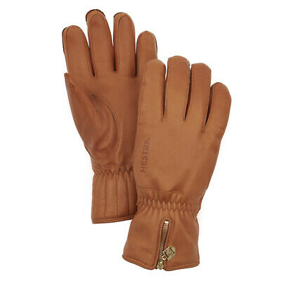 Hestra Womens Leather Swisswool Classic Glove Cork - MID SEASON SALE