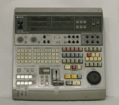 Sony FXE-100 Video Editing System #30036