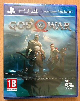Jeu Video Pour Playstation 4  Ps 4 Ps4 Neuf God Of War