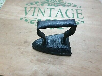 Old iron/door stop /flat iron