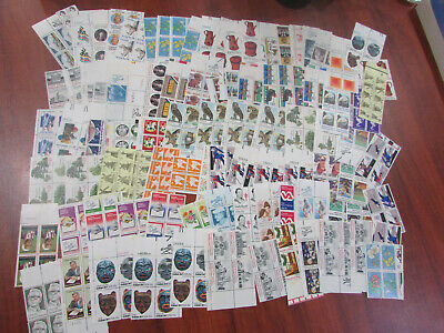 400 MNH US 15c Stamps $60.00 Face Value Discount Postage, Most in Blocks of 4