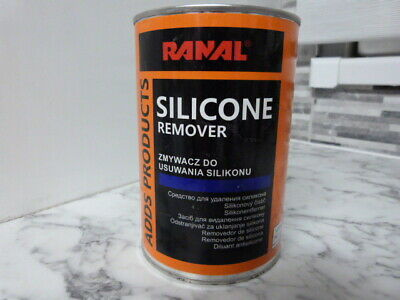 RANAL SILICONE REMOVER 1 Lt Panel wipe & Degreaser Panelwipe antisilicone