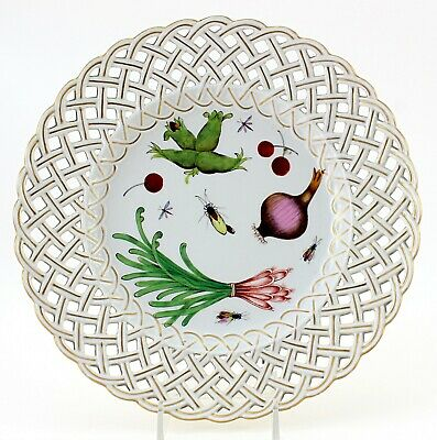 Antique Herend Plate 1900s