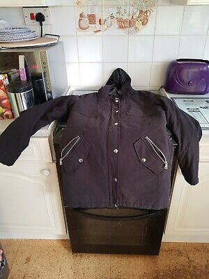 Girls black coat age 12-13 from new look