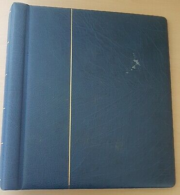 Lighthouse Stamp Album 2-post Turn Bar for Berlin, No leaves. In Good Condition
