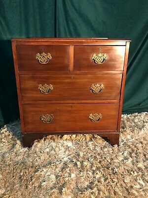 Edwardian antique chest of drawers