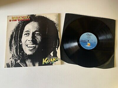 Bob Marley & The Wailers Kaya LP ILPS9517 Excellent Condition 1978 First Press