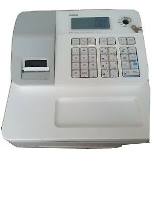 Casio Cash Register /till  SE-G1 excellent condition perfect for small bussiness