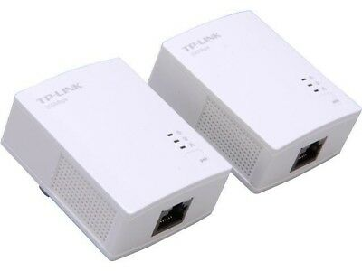 Pre owned TP-LINK TL-PA2010 with cable Nano Powerline Adapter pair 200Mbps