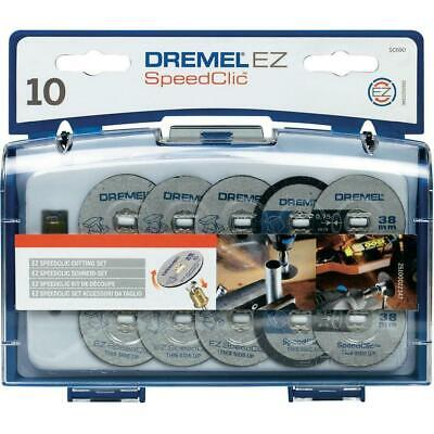 Dremel SC690 SpeedClic Cut Off Wheel Set - Multi Power Tool Accessories