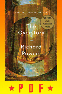 ✅The Overstory: A Novel by Richard Powers✅DIGITAL✅