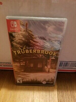 Truberbrook Nintendo Switch (Brand New Factory Sealed)