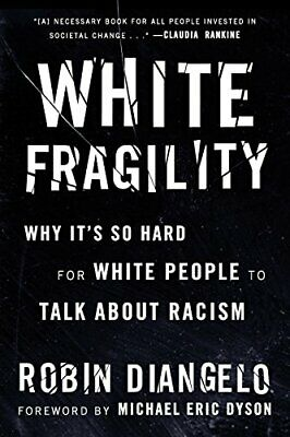 White Fragility:Why It's So Hard for White by Robin DiAngelo 🔥E.B.00K🔥P/D.F🔥