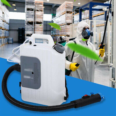 ULV Electric Disinfecting Sprayer Fogger 110V U.S.Outlet Backpack 10L USA Stock