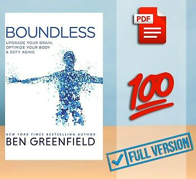Boundless by Ben Greenfield (2020,Digita) {PĎḞ} ⚡ Full Version 💯 Fast Delivery