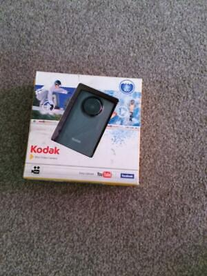 Kodak Mini Video Camera black 3m 10ft, brand new in box