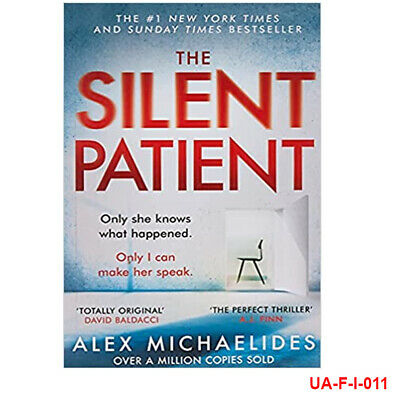 The Silent Patient The Richard and Judy bookclub by Alex Michaelides PB NEW