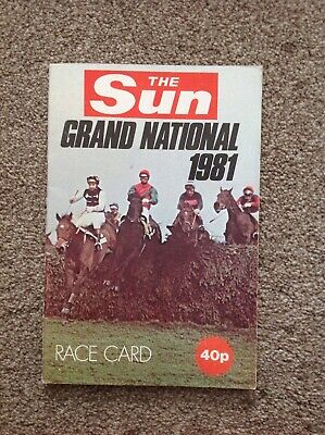 1981 Grand National .  Aldaniti Wins For Bob Champion