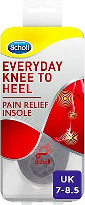 Scholl In Balance Orthotics Pain Relief Insole