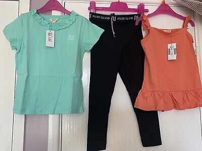 Girls River Island Bundle Age 4-5 Years New With Tags